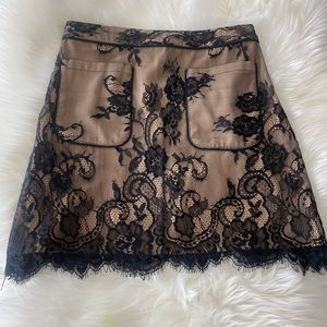 2/ $20 Bundle - Lace Skirt